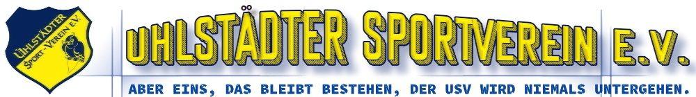 Uhlstädter Sportverein e.V. – USV – Uhlstädter-SV
